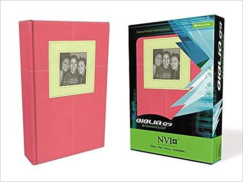 Biblia G3 de crecimiento juvenil NVI (Especialidades ...