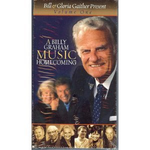 her Present a Billy Graham Music Homecoming, Vol. 1 [VHS] (Music Archive System)