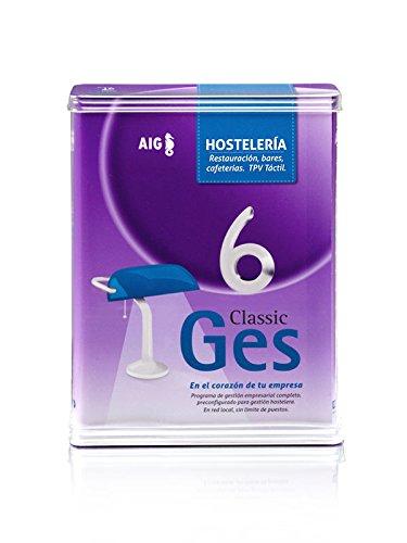 ClassicGes 6 Hostelería