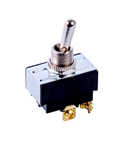 Gardner Bender GSW-14 Toggle Switch, DPST, ON-OFF