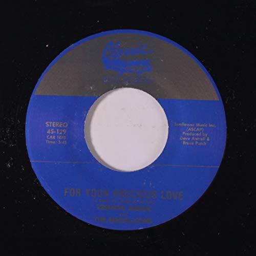(for your precious love / drinkin' wine 45 rpm single)