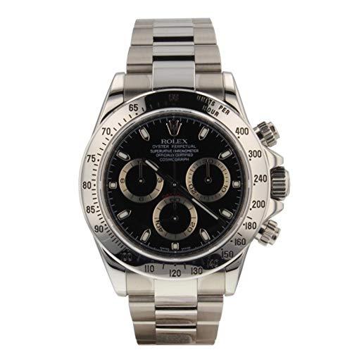 (Rolex Daytona Automatic-self-Wind Male Watch 116520 (Certified Pre-Owned))