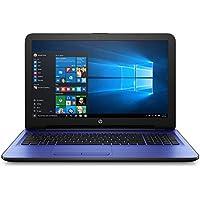 HP 15.6 inch Premium HD Laptop, Latest Intel Core i5-7200U Processor 2.5GHz, 12GB DDR4 RAM, 1TB HDD, HDMI, Bluetooth, SuperMulti DVD, WiFi, HD Webcam, Windows 10 -Nobel Blue
