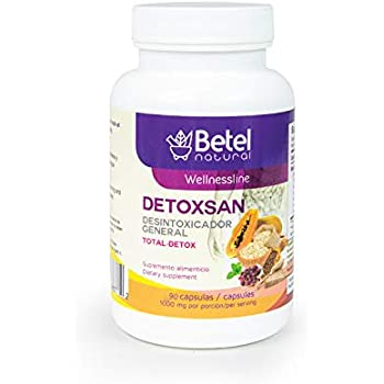 Detoxsan Total Detox 90 Capsules