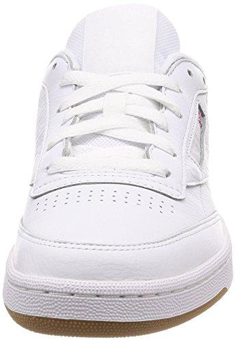 C EU 12 46 5 ESTL REEBOK Club Herren Sneaker 85 US 56qfv