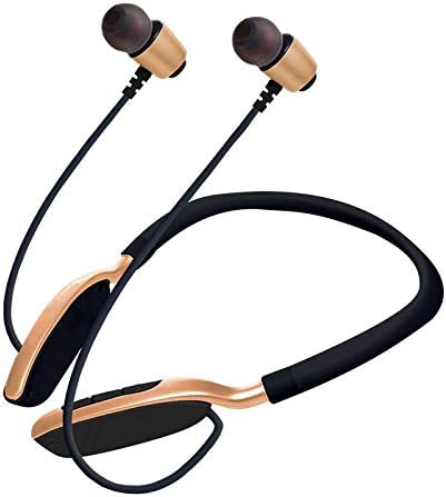 TeaBoy Wireless Bluetooth Headset,Wireless Earbuds Stereo 8Hours Playtime Bluetooth Earphone in-Ear Built-in Headphone IPX5 Waterproof Handsfree with Microphone for Running Jogging Gym