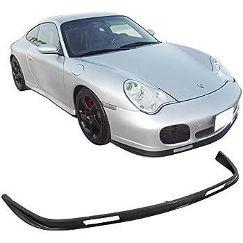 02-05 Porsche 996 911 2 Door Turbo Carrera Add-On Front Bumper Lip