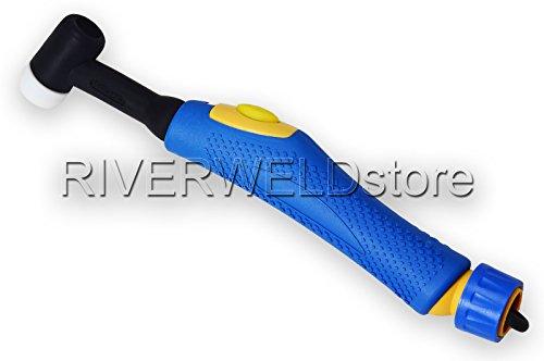 Torch Flexible Head Tig - WP 17 TIG Welding Torch Head body Flexible 150Amp Air-Cooled