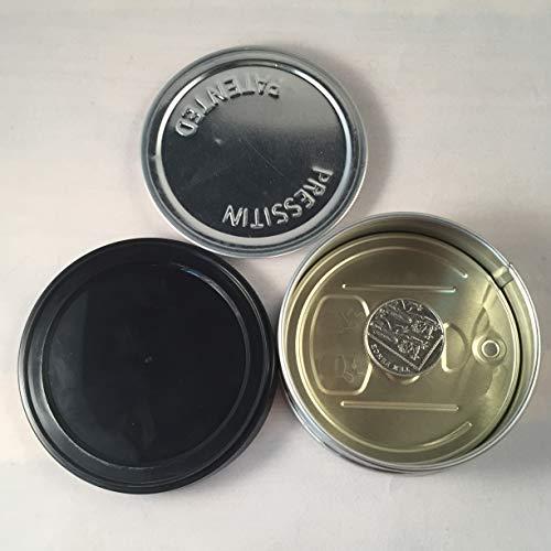 Press Tin Labels