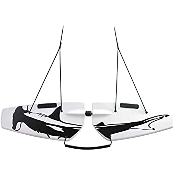 Subwing - Fly Under Water - Towable Watersports Board for Boats - 1, 2, 3, & 4 Person Tow - Alternative Pull Behind to Water Skiing, Flying Tubes & Tube ...
