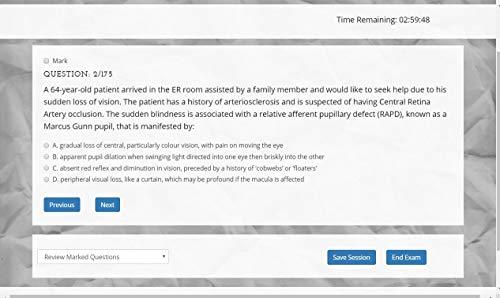 Emergency Nursing: 4,000 Questions Simulation CEN Certification for Emergency Nurses Review (Online Access Code Card) Windows, Mac, Smartphone ()