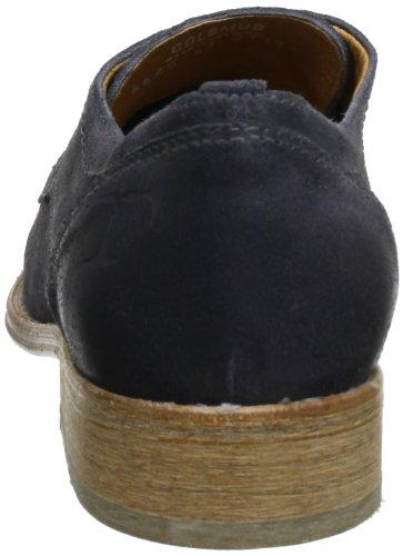 Goldmud Mesilla Men 6648 - Zapatos de cordones de cuero para hombre Gris (Grau (Ash))