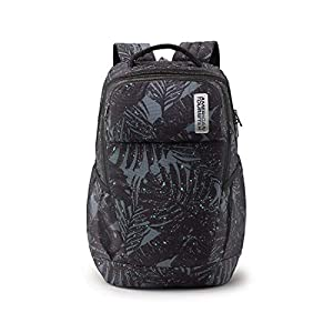 American Tourister Crone 25 Ltrs Black Casual Backpack (FG8 (0) 09 206)