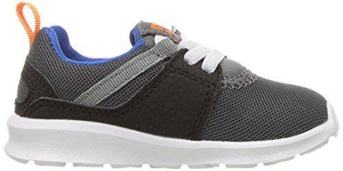 DC – joven Heathrow – Low Top Zapatillas ( gris/azul