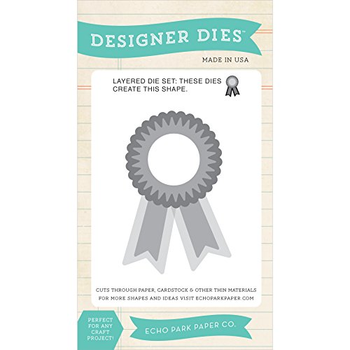 Die Ribbon - Echo Park Paper Company Award Ribbon Die Set