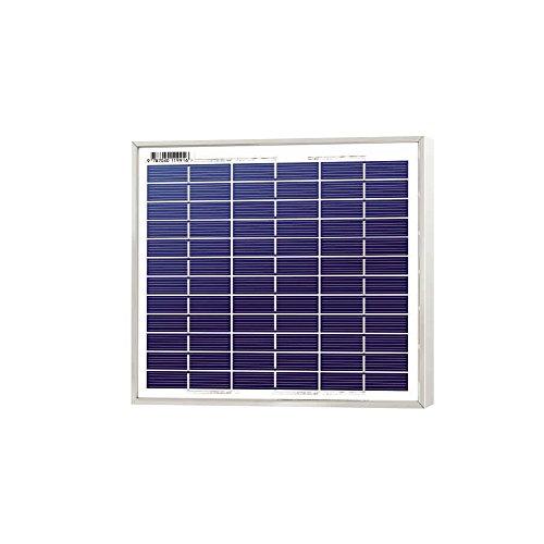 NewPowa High efficiency 5W 12V Poly Solar Panel Module RV Marine Boat Off Grid