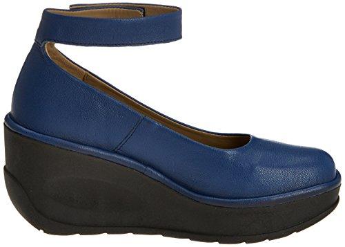 Donna blue Fly Jynx877fly Scarpe Blu Caviglia Cinturino London Con Alla Zq0Uczqvw