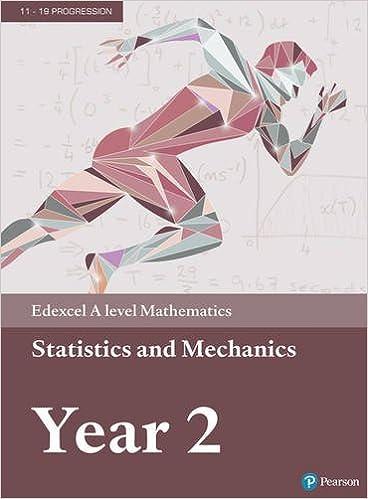 Edexcel A Level Mathematics Statistics & Mechanics Year 2 Textbook + E Book (A Level Maths And Further Maths 2017) by Amazon