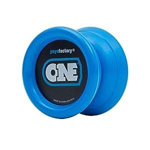 YoYoFactory ONE Ball Bearing Professional Trick YoYo - Blue