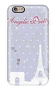 For Awesome Angelic Pretty By Guillaumes Protective Case Cover Skin/iphone 6 Case Cover