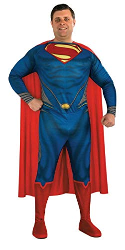 Rubie's Costume Plus-Size Man Of Steel Adult Superman