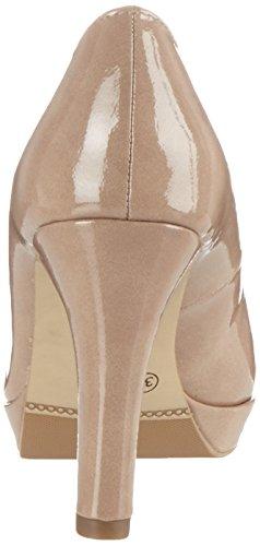 Andrea Conti Pumps schlamm - Zapatos de vestir de material sintético para mujer marrón Marron - Schlamm 37 hauZbS