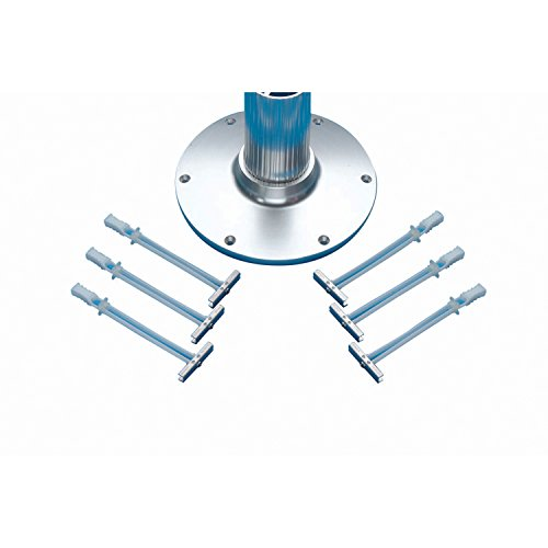 Stainless Steel Toggle Bolt Anchors - Garelick/Eez-In 21026:01 Toggler Brand Stainless Steel Toggle Bolts - 1/4