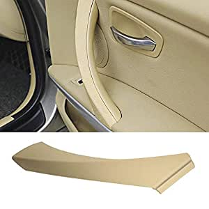KKmoon Car Interior Handle Inner Door Panel Pull Trim Cover left Right For BMW 3 series E90 E91 316 318 320 325 328 330 335
