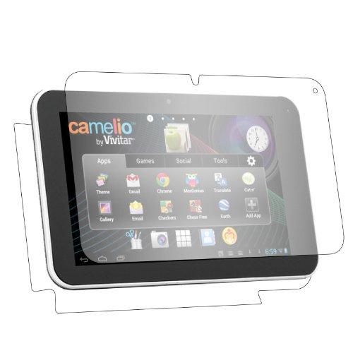 (2-Pack) S Shields Full Body Screen Protector for Vivitar Sakar Camelio 2 CAM760 7