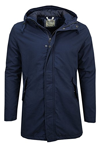 Blazer Blau Abrigo Reg JACK Navy Parka Jjorclive Jacket Hombre amp; JONES O0qAB0F7