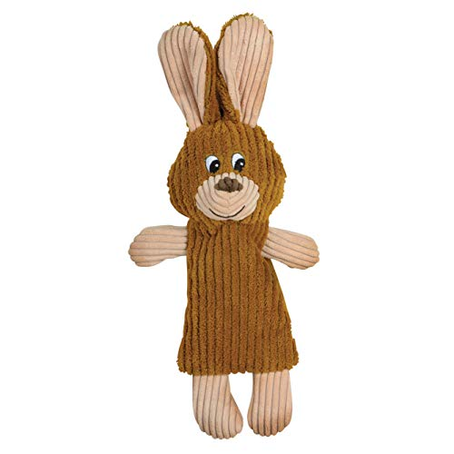 Smart Pet Love Tender-Tuffs - Plush Bottle Toy - No Squeaker (Whisper Rabbit)