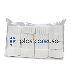 800 Dental Gauze Rolls, Cottons Pads for...