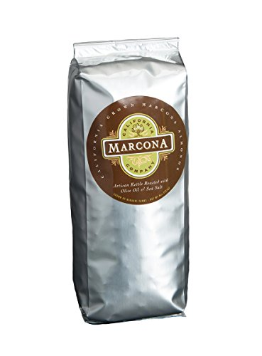California Grown Marcona Almonds 1 lb Bag