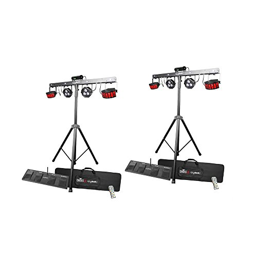 Chauvet 4Bar Led Wash Light System - 9