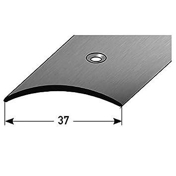 Perfil de transición / Tapajuntas / 37 mm, Typ: 16 (acero ...