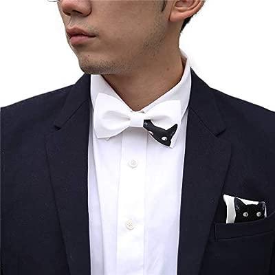 Ju-sheng Corbata Corbata de Lazo para Hombre, Corbata de moño ...