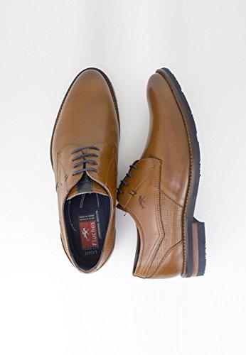 Fluchos Zapato Blucher Liso Cuero - Cuero, 41