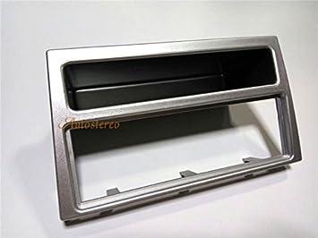 autostereo coche Dash Radio instalación Kit de bolsillo caja de almacenamiento para Opel Astra (H), Antara, ...