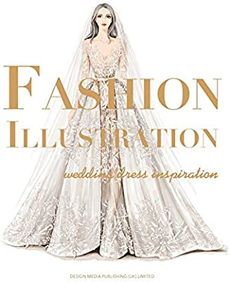 Fashion Illustration Wedding Dress Inspiration Amazon Co Uk Jing Peng 9781912268528 Books