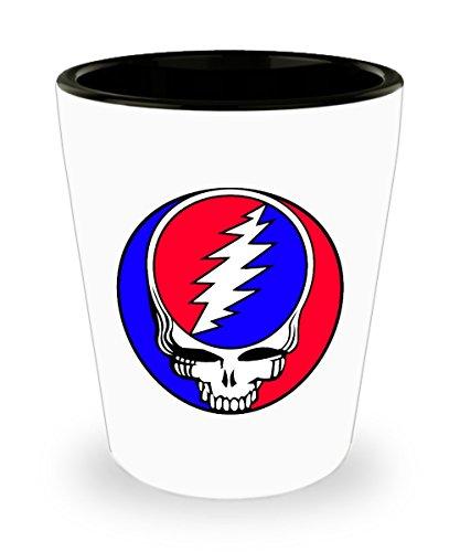 Grateful Dead Steal Your Face Mug -  1.5oz - Grateful Dead S
