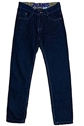 gefütterte jeans