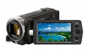 "Sony DCR-SX15E - Videocámara (CCD, 25,4 / 2,3 mm (1 / 2.3""), 1,8 - 90 mm, 39 - 2200 mm, Memoria extraíble, MS PRO Duo, MS Pro-HG, SD, SDHC, Auto)"
