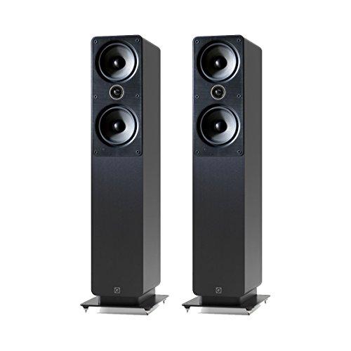 Price comparison product image Q Acoustics 2050i Floorstanding Speakers (Pair) (Graphite)