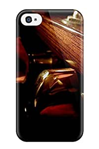 New Guitar Tpu Case Cover, Anti-scratch RtZxkeB2801mOrTJ Phone Case For Iphone 4/4s