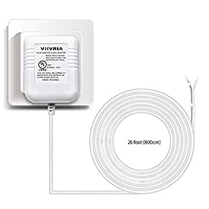 24 volt transformer c wire adapter thermostat competible. Black Bedroom Furniture Sets. Home Design Ideas