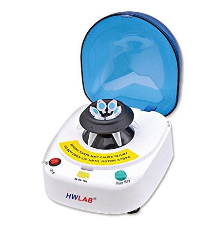 HWLAB Multi-Speed Desktop Mini Centrifuge