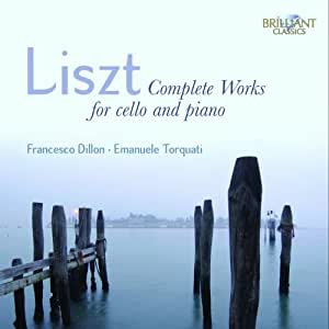 Liszt: Complete Works for Cello & Piano