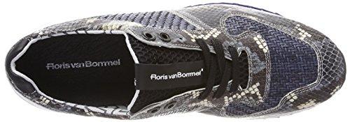 16171 Floris Blu Sneaker Bommel Blue Uomo 05 van zfqrfRwnE