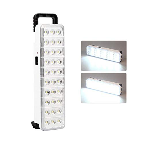 MSOO Multi-Function Portable Rechargeable Emergency Light Home Shopping Mall Outdoor Camping Light 30LED