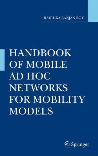 Handbook of Mobile Ad Hoc Networks for Mobility (Dop Mobile)